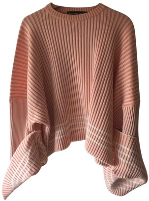 Y/Project Pink Cotton Knitwear for Women