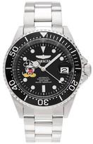Invicta Men's 22777 Stainless Steel Link Bracelet Watch - Silver/Black
