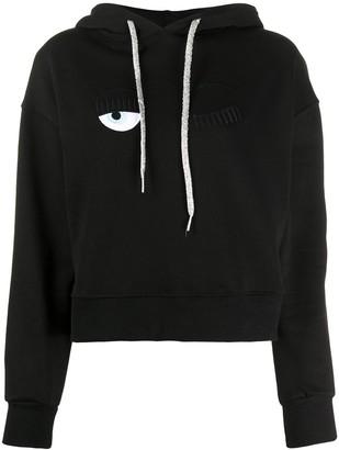 Chiara Ferragni Blinking Eye hoodie