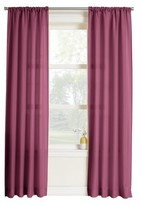 Nobrand No Brand Layne Heathered Solid Curtain Panel