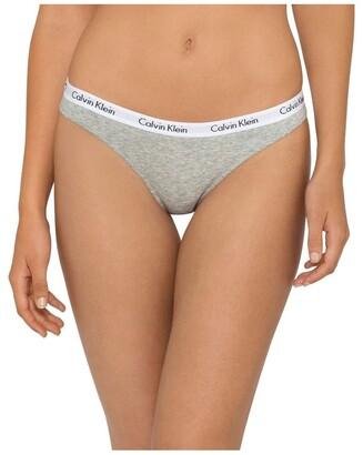 Calvin Klein Brief Program Carousel Thong Brief D1617