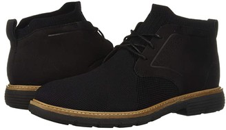 Mark Nason Webster (Black) Men's Lace-up Boots