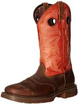 Durango Men's 12 Inch Western Workin Rebel Riding Boot