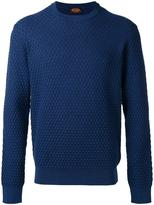 Tod's round neck jumper - men - Silk/Wool - M