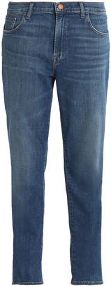 J Brand Faded Slim Boyfriend Jeans
