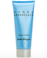 Salvatore Ferragamo Acqua Essenziale Shampoo & Shower Gel, 6.8 oz
