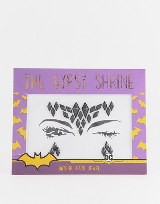 The Gypsy Shrine x Warner Brothers Halloween Batgirl Face Jewel