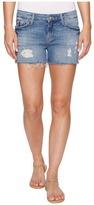 Mavi Jeans Emily Shorts in Light Indigo Vintage
