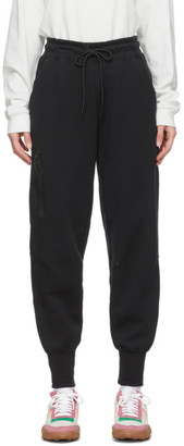 Nike Black Sportswear Tech Lounge Pants