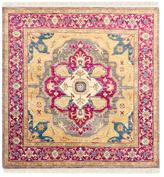F.J. Kashanian One of a Kind Serapi Hand-Knotted Wool Rug