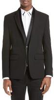 Givenchy Men's Satin Shawl Sport Coat