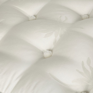 OKA Deluxe King Mattress - White