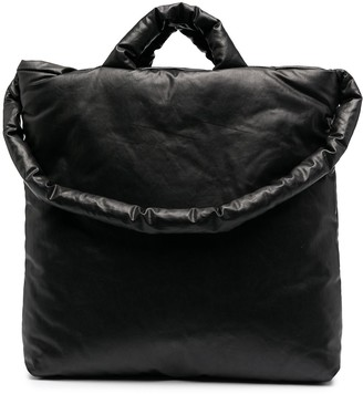 Kassl Editions Padded Canvas Tote Bag