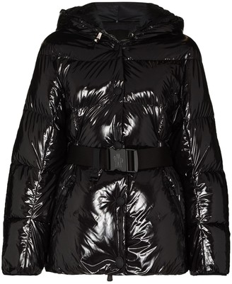 MONCLER GRENOBLE Hooded Padded Ski Jacket