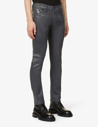 Paige Lennox slim stretch-denim jeans