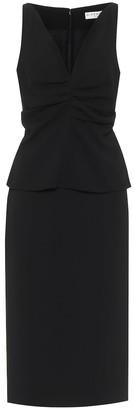 Givenchy Wool midi dress