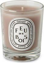 Diptyque Feu de Bois mini scented candle