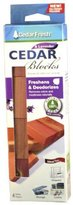 Household Essentials CedarFresh Cedar with Lavender Blocks, Set of 4
