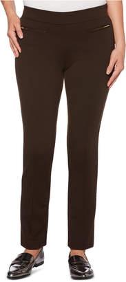 Rafaella Women Slim Ponte Comfort Pant