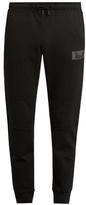Fendi Bag Bugs-appliqué Jersey Track Pants