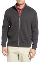 Tommy Bahama 'Flip Side' Reversible Twill Jacket