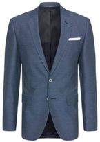 Hugo Boss Hutsons Slim Fit, Cotton Sport Coat 36R Blue