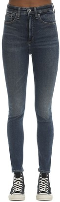 Rag & Bone Jane Super High Rise Skinny Denim Jeans