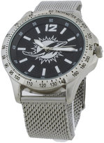 Game Time Miami Dolphins Cage Series Watch