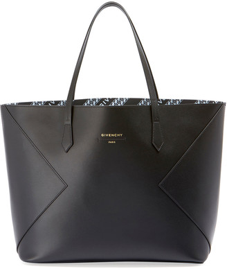 Givenchy Wing Smooth Shopping Tote Bag