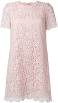 Dolce & Gabbana lace dress - women - Silk/Cotton/Nylon/Viscose - 44