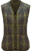 Barbour Tartan Betty Vest - Women's