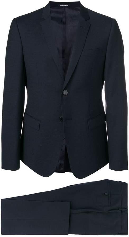 Emporio Armani classic two piece suit