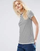 Asos Crew Neck T-Shirt in Stripe