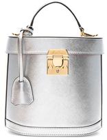 Mark Cross Benchley Bag in Metallics.