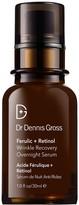 Dr. Dennis Gross Skincare Ferulic + Retinol Wrinkle Recovery Overnight Serum