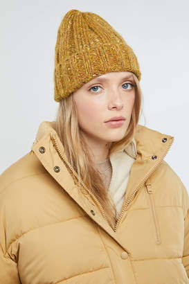 Urban Outfitters Marled Knit Fisherman Beanie