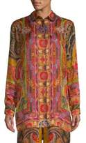 Etro 50th Anniversary Printed Tunic