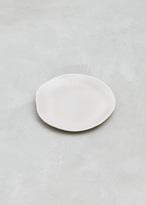 SIN white porcelain mini paper plate