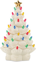 Lenox Treasured Traditions Lighted Tree Figurine
