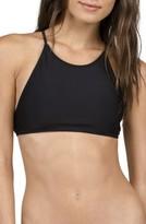 Volcom Women's Crop Bikini Top