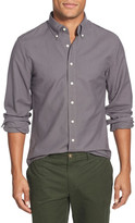 Gant The Perfect Oxford Trim Fit Long Sleeve Sport Shirt