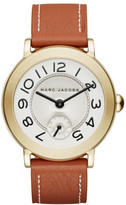 Marc by Marc Jacobs Riley Tan Watch