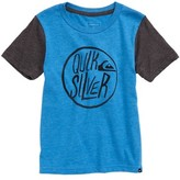 Quiksilver Boy's Kool Shapes Graphic T-Shirt