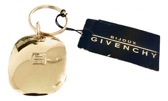Givenchy Gold Metal Small bags, wallets & cases