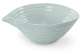 "Portmeirion Sophie Conran Celadon"" Pouring Bowl with Snip, 7 1/2"""