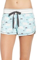PJ Salvage Women's Polar Fleece Shorts
