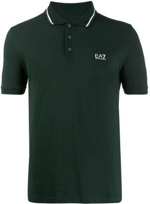 Emporio Armani Ea7 logo polo shirt