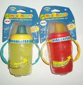 The First Years Meal Mates Insulated Easy Grip Soft Spout Sippy Cup - Choose Color