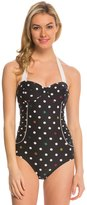 Coco Rave Cosmic Match Emma Underwire One Piece Swimsuit (C/D Cup) 8140158