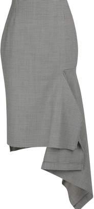 "Balenciaga Side Godet"" skirt"